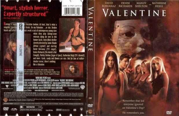 listes films valentin